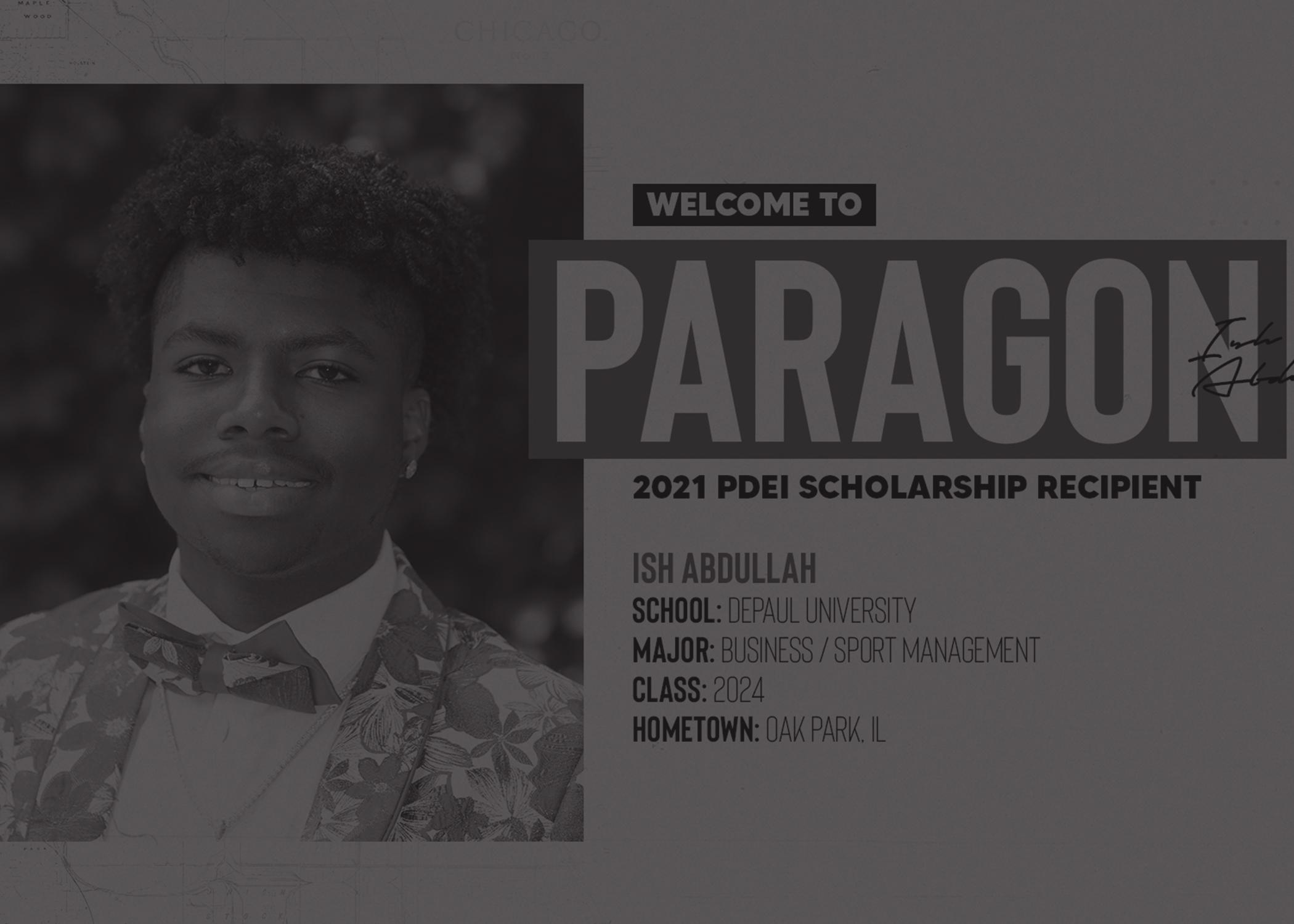 2021 PDEI Scholarship Winners